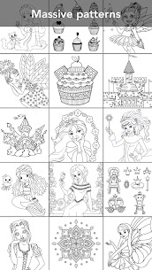 Princess coloring book  For Pc In 2020 – Windows 7, 8, 10 And Mac 2