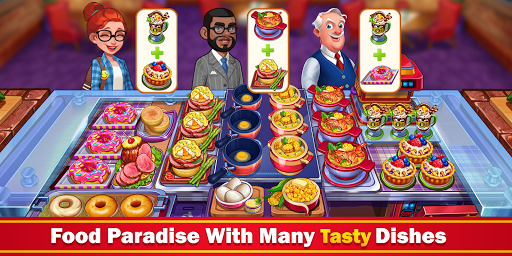 Cooking Time : Crazy Cooking Madness Cooking Games 0.6 screenshots 1