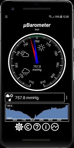 mu Barometer android2mod screenshots 1