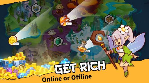 Hero Summoner - Free Idle Game apkdebit screenshots 16