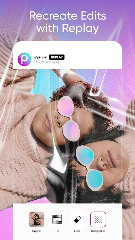 Picsart Photo Editor: Pic, Video & Collage Maker poster 6