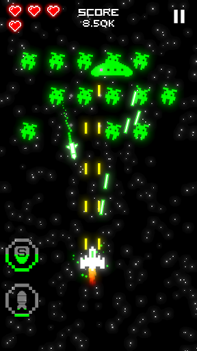 Arcadium - Classic Arcade Space Shooter Latest screenshots 1
