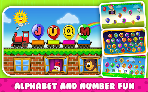Balloon Pop Kids Learning Game Free for babies  screenshots 20
