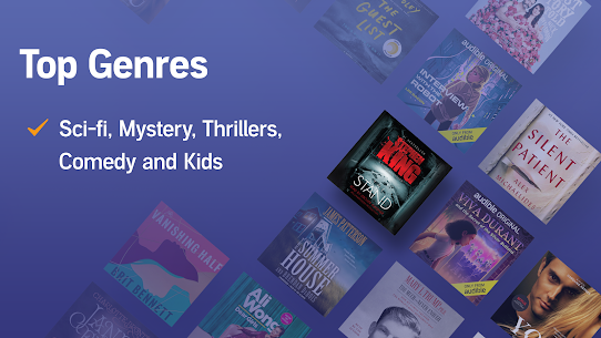 Audible: audiobooks, podcasts & audio stories 6