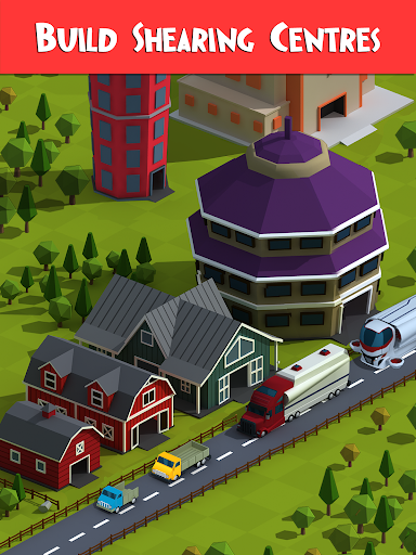 Tiny Sheep Tycoon Games u2013 Idle Wool apkpoly screenshots 16