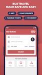 screenshot of redBus - World's #1 Online Bus Ticket Booking App