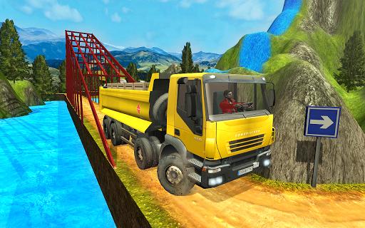 truck driver transporter screenshot 1