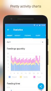 Baby Tracker. Breastfeeding Tracker. Newborn 3.16.1 Apk 5
