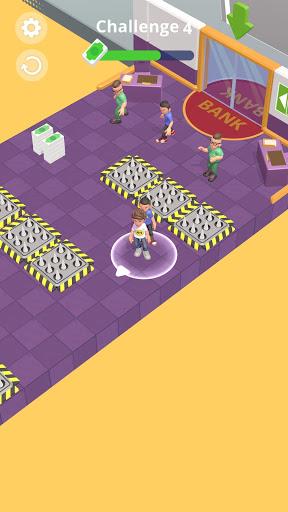 А4 Ограбление банка челлендж screenshots apk mod 1