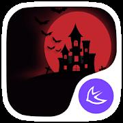 Vampire-APUS Launcher theme