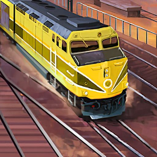 Train Station: Railroad Transport Line Simulator