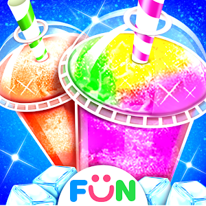 Rainbow Slushy Maker  Slushie Ice Candy Bars