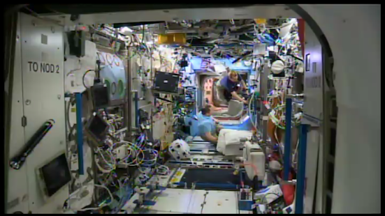 ISS Live Now: Live HD Earth View and ISS Tracker 6.2.9 Screenshots 20