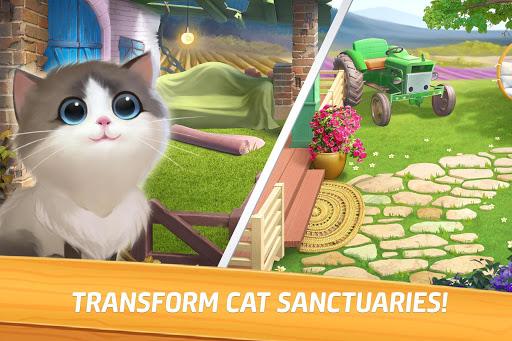 Meow Match: Cats Matching 3 Puzzle & Ball Blast  screenshots 2