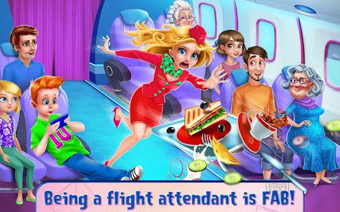 Sky Girls - Flight Attendants 1.1.3 Screenshots 5