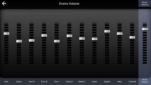 Drum Solo Legend ud83eudd41 The best drums app 2.4.10 screenshots 7