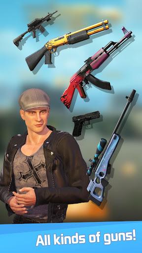 Shooting Hero: Gun Shooting Range Target Game Free 2.5 screenshots 3