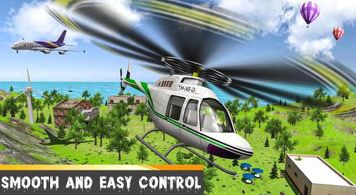Airplane Game New Flight Simulator 2021: Free Game 0.1 screenshots 10