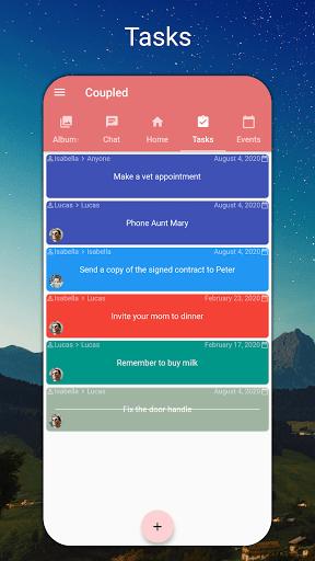 Coupled - Relationship Tracker, Love Days Calendar  screenshots 6