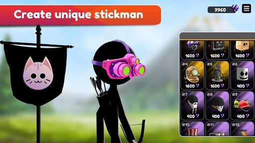 Stickman Archer Online  screenshots 2