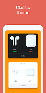 MaterialPods (AirPods for Android) 4.41 Apk 1