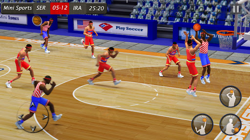 Basketball Hoops Stars: Basketball Games Offline android2mod screenshots 1