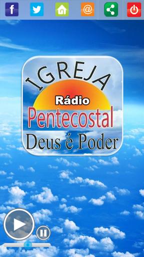 Foto do RÁDIO PENTECOSTAL DEUS É PODER