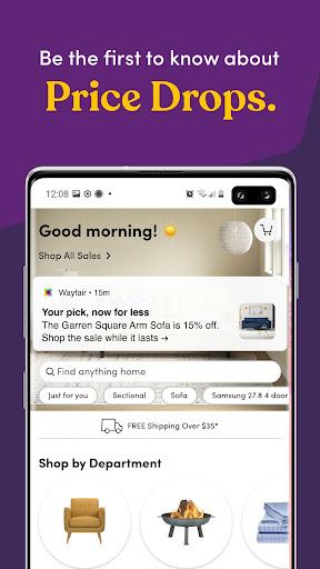 Wayfair - Shop All Things Home screenshots 7