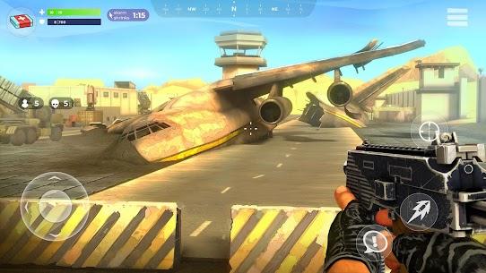 FightNight Battle Royale: FPS Latest Mod Apk 0.6.0 (Unlimited Money) 4