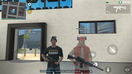 Grand Criminal Online: Heists in the criminal city 0.38 screenshots 2