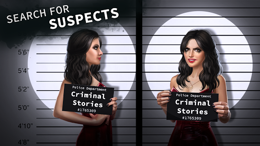Criminal Stories: Detective games with choices apkslow screenshots 11