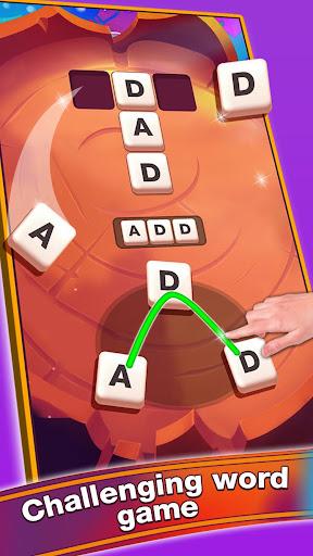 word connect - crossword educational game screenshot 2
