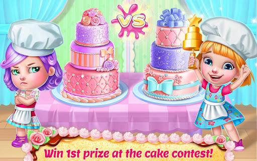 Real Cake Maker 3D - Bake, Design & Decorate android2mod screenshots 9