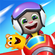 App Icon for Talking Tom Fly Run: New Fun Running Game App in United States Google Play Store