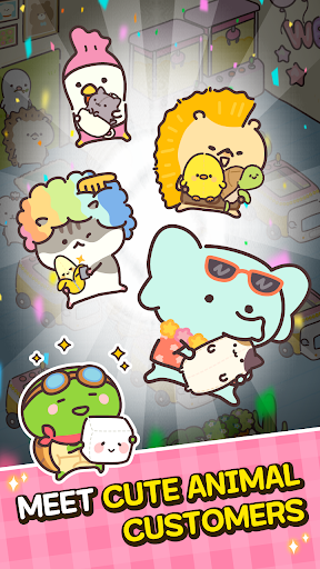 Animal Doll Shop - Cute Tycoon Game screenshot 9