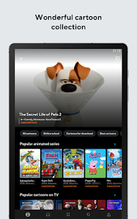 MEGOGO - TV, movies, cartoons and audiobooks 4.1.5 Screenshots 12