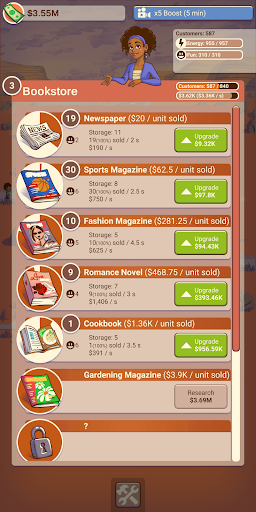 idle tycoon: shopkeepers screenshot 3