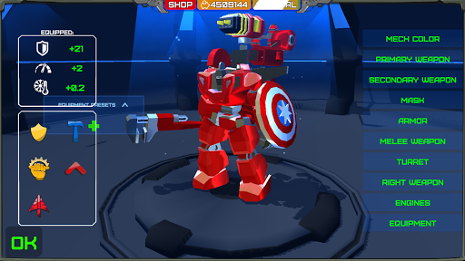 Armored Squad: Mechs vs Robots apkdebit screenshots 20