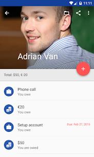 IOU Pro – debt manager 4