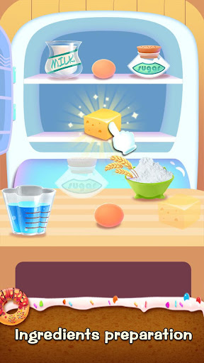 ud83cudf69ud83cudf69Make Donut - Interesting Cooking Game 5.5.5052 screenshots 5
