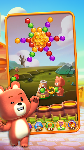 Bubble Buggle Pop: Free Match & Shooter Puzzle apkpoly screenshots 2