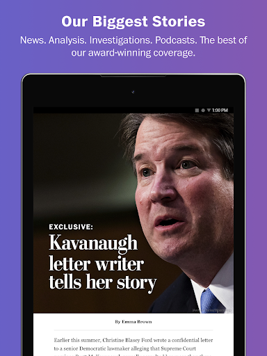 Washington Post Select 1.28.0 Screenshots 18