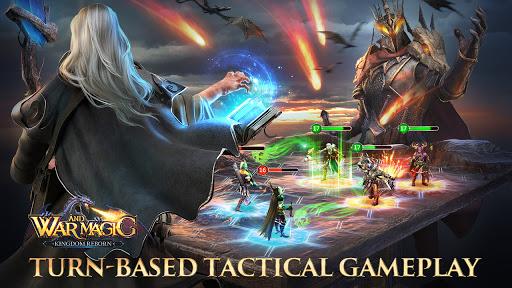 War and Magic: Kingdom Reborn apkpoly screenshots 1