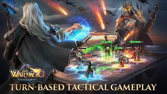 War and Magic: Kingdom Reborn 1.1.133.106401 Mod APK [Premium] 1