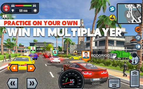 Car Driving School Simulator Mod 2