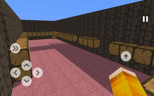 Blocky Parkour 3D  screenshots 2