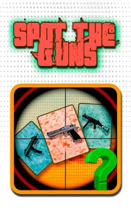 Spot The Guns: Gun Quiz Trivia Screenshot