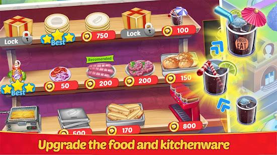 Restaurant Master : Kitchen Chef Cooking Game 1.6 Screenshots 6