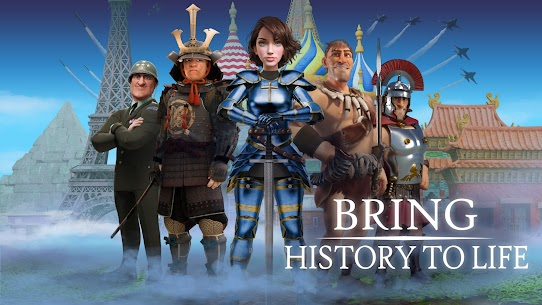 DomiNations Asia 8