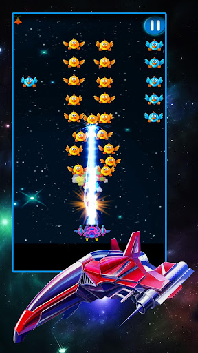 Chicken Shooter: Galaxy Attack New Game 2021 2.10 Screenshots 10